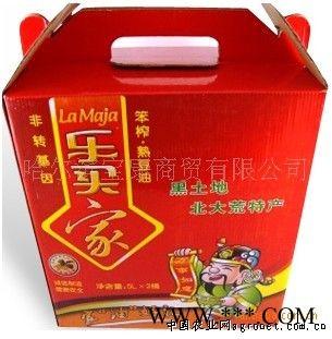 供应压榨豆油礼盒