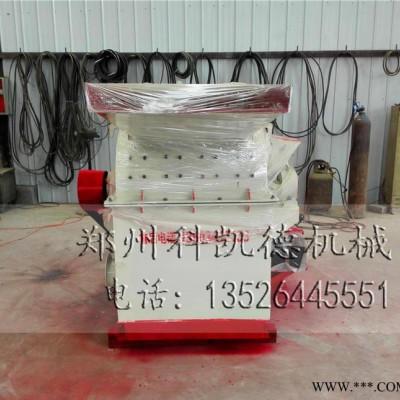 2016新款玉米芯粉碎机 输送进料 免费试机 平菇专用玉米芯粉碎机