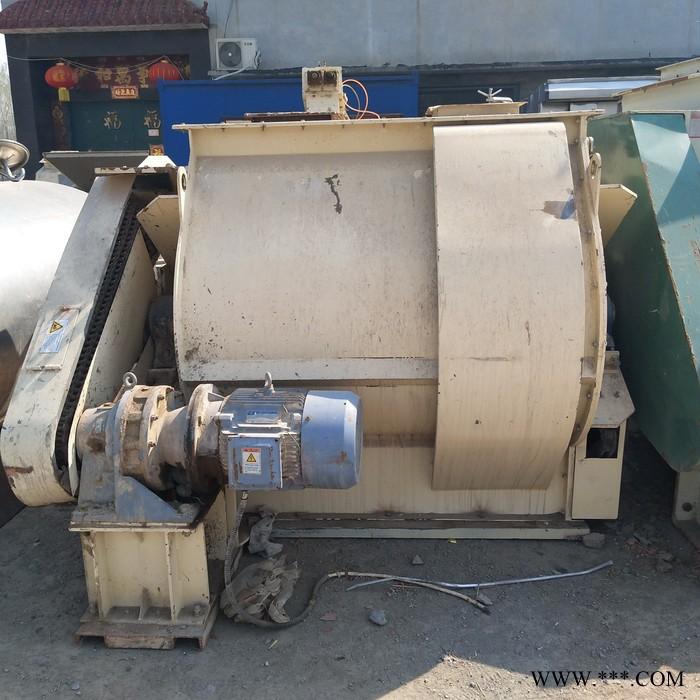 二手中药30B  40B粉碎机  秸秆粉碎机 制粒机及配套设备供应