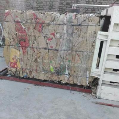 河南金茂160型 全自动液压玉米秸秆打包机 废纸打包机 现货