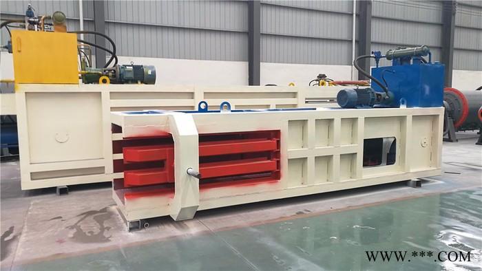 河南金茂120型 全自动液压秸秆打包机设备