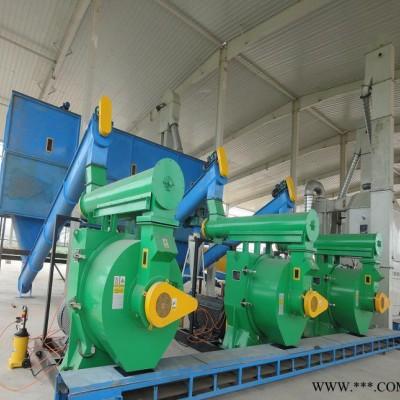 恒洁 木屑造粒机 秸秆造粒机 易操作济宁市田农机械有限公司生产