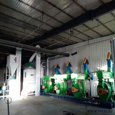 恒洁 质量产量双重保障的秸秆颗粒机 420颗粒机 山东田农机械制造
