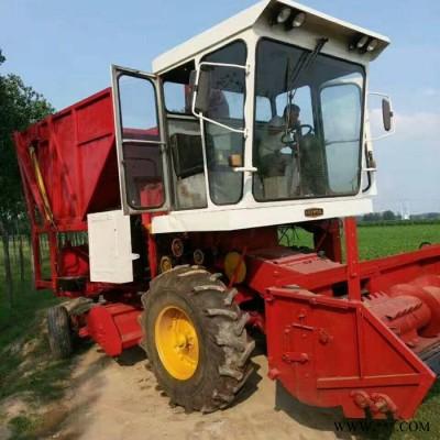 杜宇机械 1250玉米秸秆青储黄储倒伏玉米秸秆收割粉碎机 青储机
