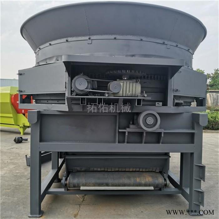 多用途秸秆粉碎机 玉米秸秆青贮揉丝机 草捆秸秆揉丝机