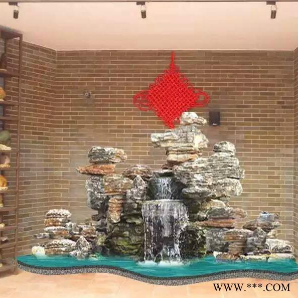如源园林   假山盆景  室内假山  假山石材