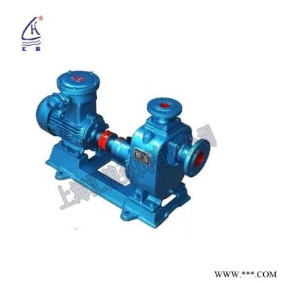 厂家直供ZW自吸无堵排污泵 无堵塞自吸泵 自吸大流量自吸泵 农林灌溉泵