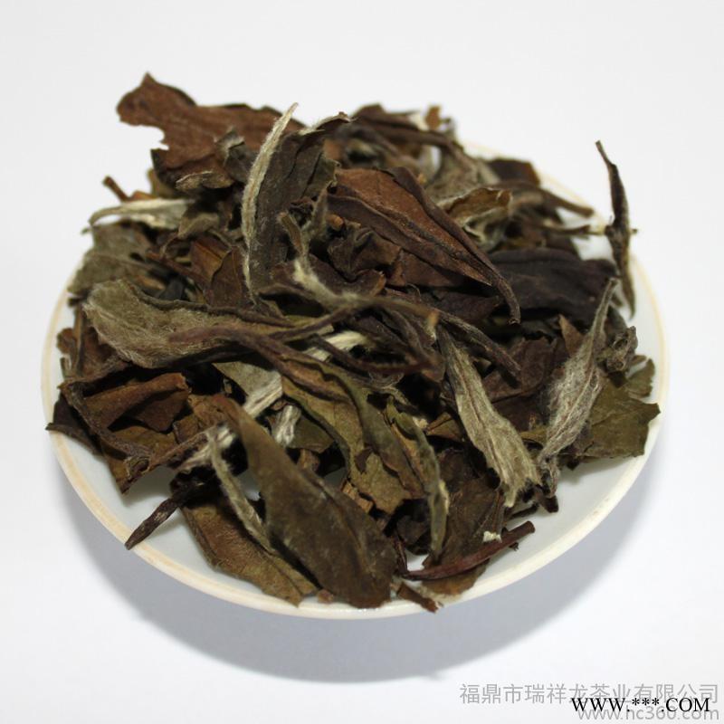 瑞祥龙 福鼎白茶 2006寿眉老白茶 厂家批发