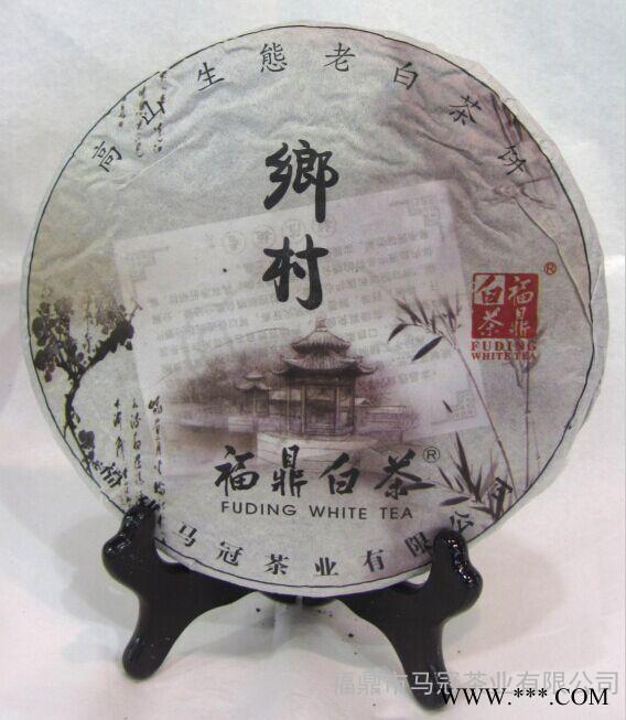 2010老白茶