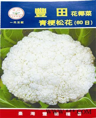 供应松花60-花椰菜种子
