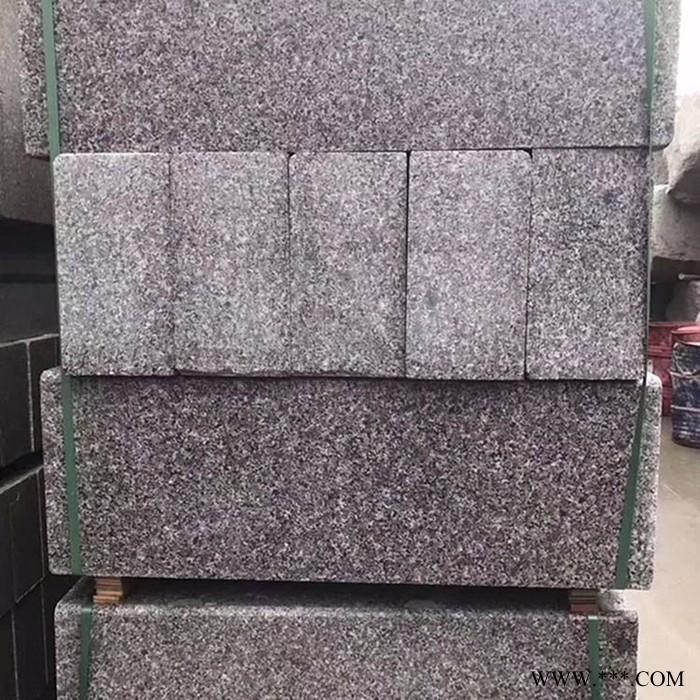 芝麻黑石材 芝麻黑荔枝面 芝麻黑石材厂家来源丰石材 让您满意