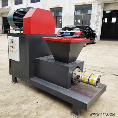 高翔供应厂家供应新型无烟木炭机 花生壳锯末制棒机 稻壳制碳机制木炭机
