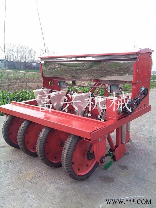 蔬菜基地专用大白菜精播机 大豆花生播种机