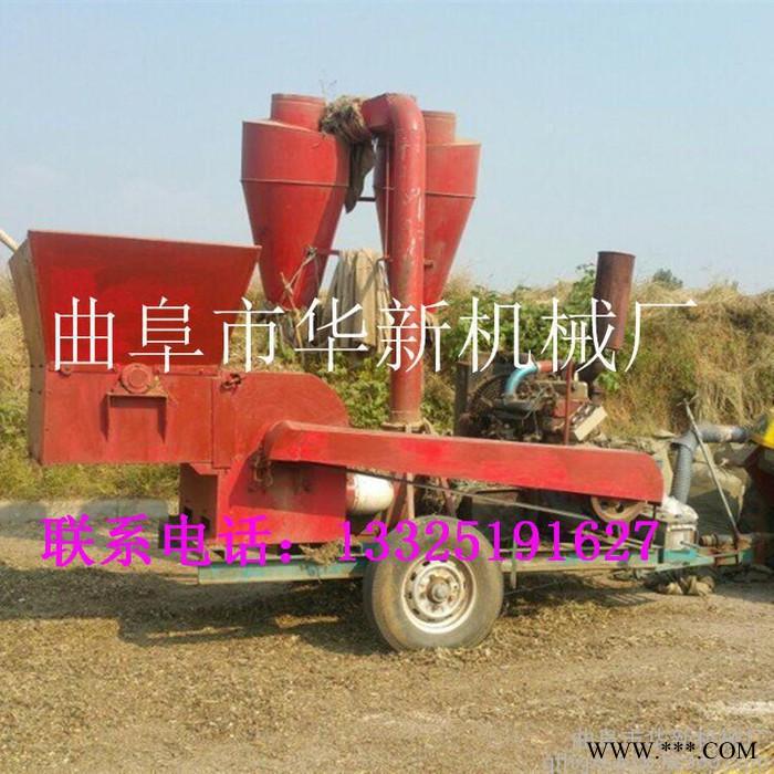 新型花生壳磨粉机 饲料草糠机规格齐全 **饲料粉碎机厂家 高产耐用秸秆粉碎机