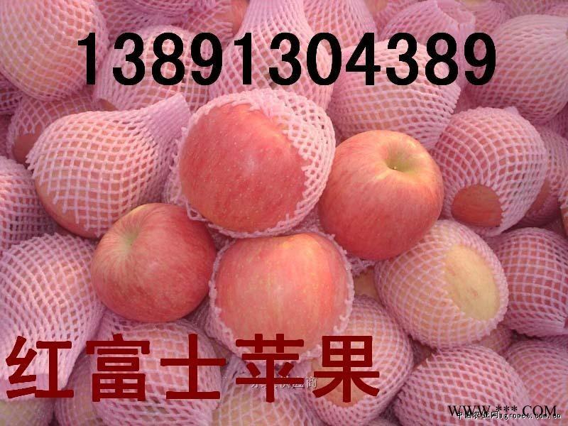供应陕西红富士苹果等
