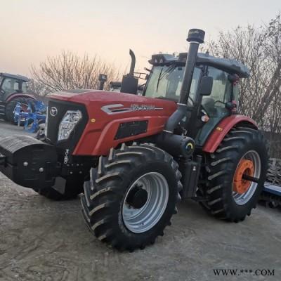 国补时风2104拖拉机可搭载旋耕机犁铧各种农机具可享受农机补贴