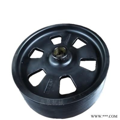 农机使用皮带轮鼎泉锥套皮带轮 鄂式破碎机配件皮带轮 来图定制