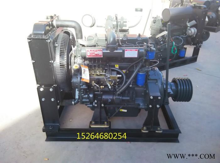 华旭ZH4102P柴油机,配套渔船主机、粉碎机、空压机、装载机等农机用发动机 潍坊4102柴油机