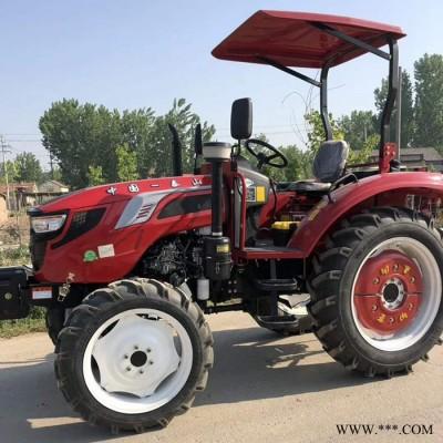 四轮拖拉机农机 中型四驱拖拉机 加工定制 四轮拖拉机农机