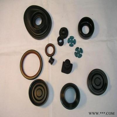 橡胶异形件定做 洗衣机橡胶配件 橡胶制品加工定制 农机橡胶配件