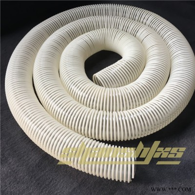 农机设备通风管 播种机耐老化PU软管 PU塑筋增强软管 欢迎询价