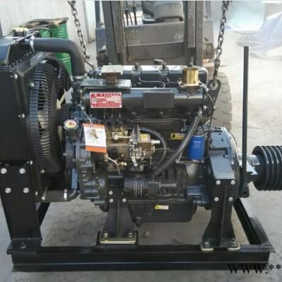 ZH4102P柴油机 粉碎机、水泥罐车、农机车专用柴油机 潍柴4102柴油机