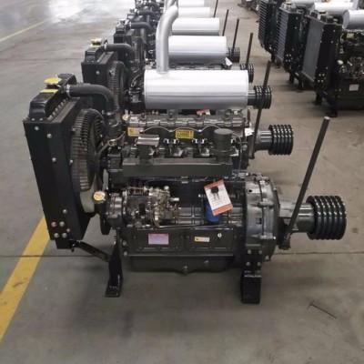 华旭ZH4102P柴油机 全自动离合器,无极变速发动机,农机车用柴油机 潍坊4102柴油机
