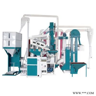 强农机械 中型碾米机 新款碾米机 生产厂家