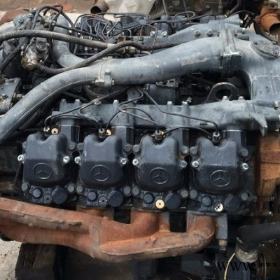 克拉斯农机奔驰卡车配件OM441LA发动机总成