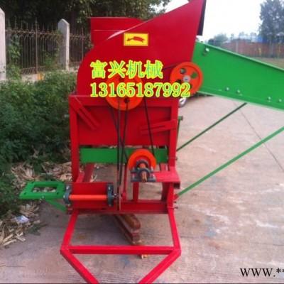 鲜花生脱果机 富兴全自动摘果机 农机械花生摘果机