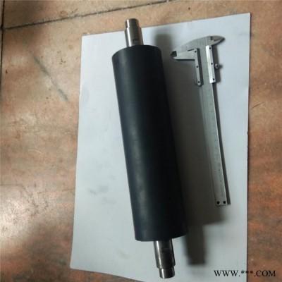 厂家供应农机配件 左右旋剥皮橡胶辊 玉米联合收割机橡胶配件