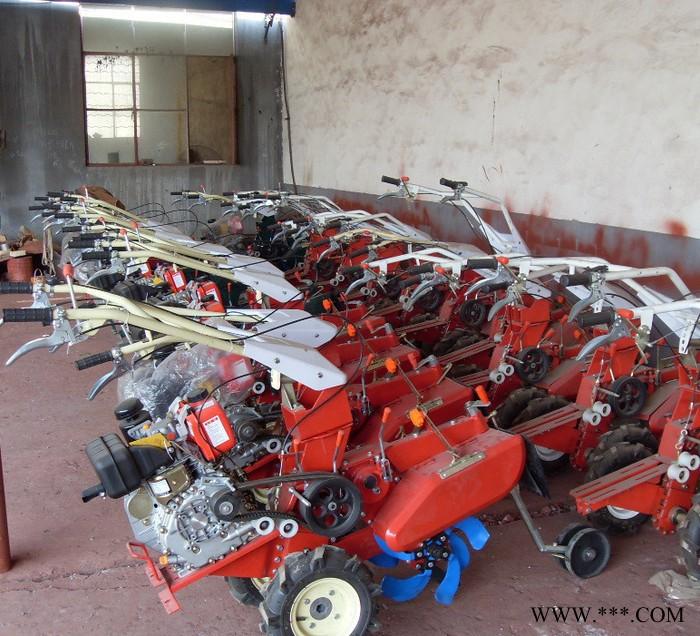 微耕机旋耕机汽油小型农机 果园大棚除草耕地机开沟机 手扶拖拉机