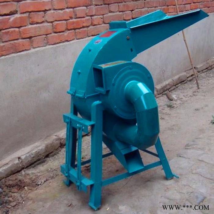 齿盘粉碎磨面达到120目 锤片粉碎机粉碎饲料的机器 农机大全 木头粉碎机