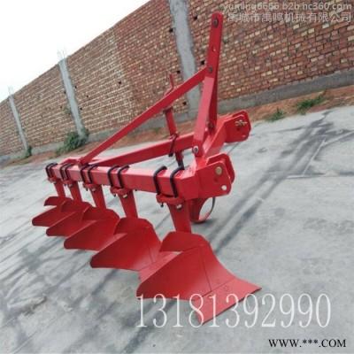 5禹鸣机械供应30-40马力拖拉机带420铧式犁 2铧犁三铧犁农机 型号齐全 支持定做