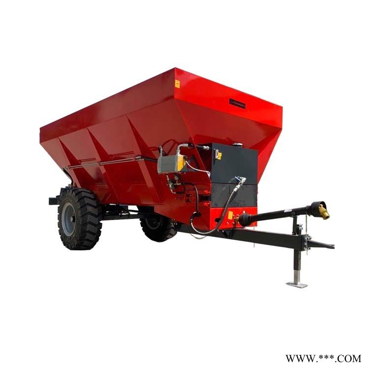 0 拖拉机带1吨-12吨农机肥用撒粪车、肥料两用抛肥车 撒肥车 抛撒机