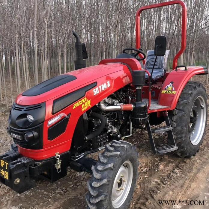 动力强劲低能耗 大底盘高配置耕整504 604 704 804 904 1004拖拉机农机合作社专用大马力拖拉机