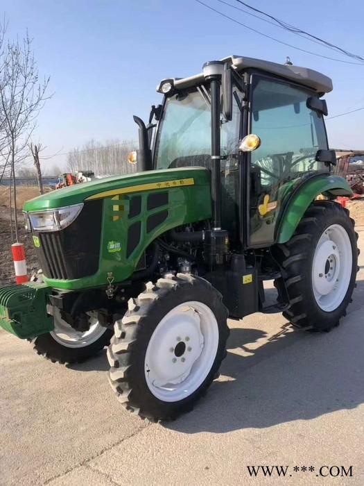 1404 1504 1604 四轮四驱多缸高配置拖拉机 满足不同作业及配套农机具拖拉机