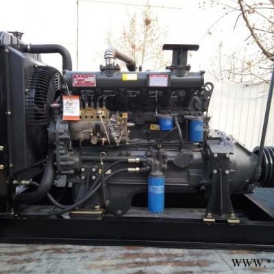 华旭R6105AZLP柴油机,农机车用柴油发动机 6105发动机,带中冷增压柴油机 潍坊6105柴油机