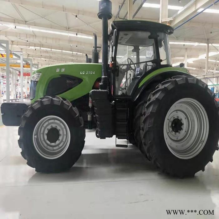 外贸出口 农机柴油耕地四轮拖拉机 水旱两用型多功能大马力犁地机