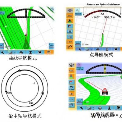 北斗农机自动导航驾驶设备 北斗农机导航设备