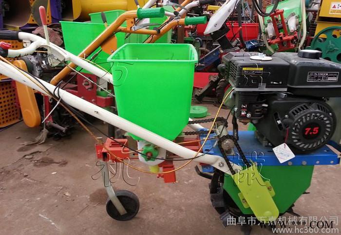 山东小麦玉米播种机施肥旋耕机 多功能农机械 ** 可以旋耕的播种机