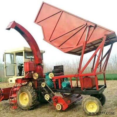 山东杜宇农机 青储收割机价格 GG--1250玉米秸秆青储收割机行走式秸秆青储机厂家 玉米秸秆青储粉碎收割还田一体机