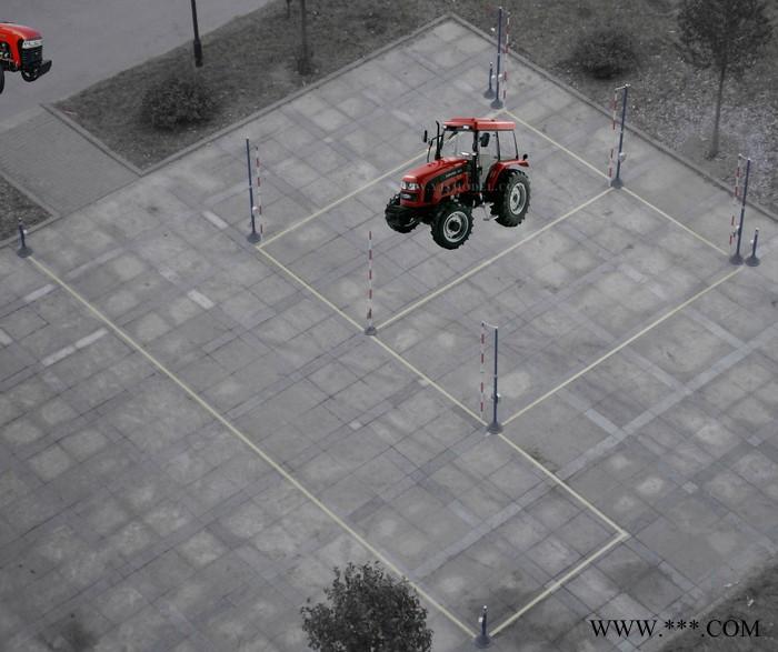 移动式农机安全电子桩考仪