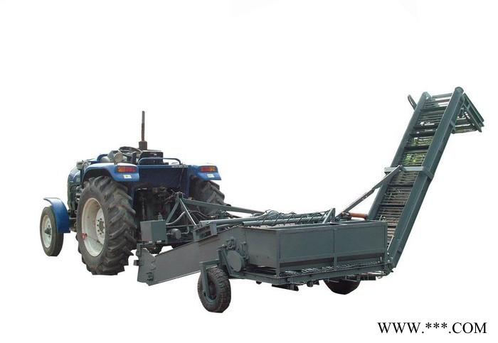 供新型联合土豆收获机 马铃薯联合收获机 农业机械 农机 拖拉