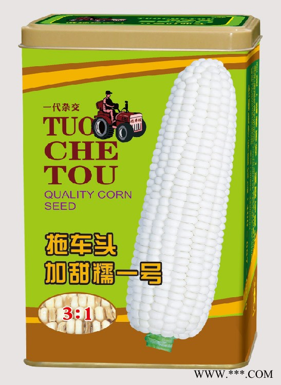 供应加甜糯一号罐——甜加糯玉米系列