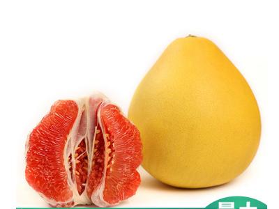 柚子福建平和三红蜜柚 红肉柚子琯溪蜜柚 新鲜水果红心柚子