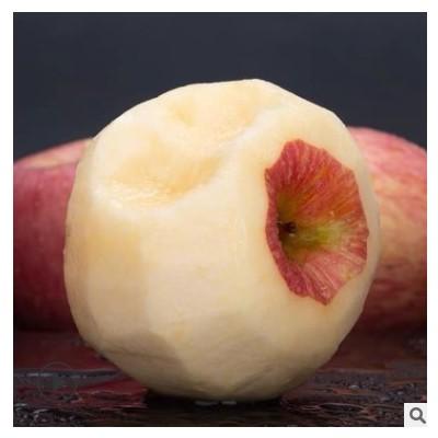 陕西洛川红富士 苹果新鲜应季孕妇水果 新鲜水果红富苹果