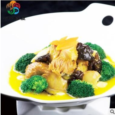新鲜猴头菇瓷实实生鲜食用菌蘑菇酒店餐厅煲汤蔬菜火锅小炒新品