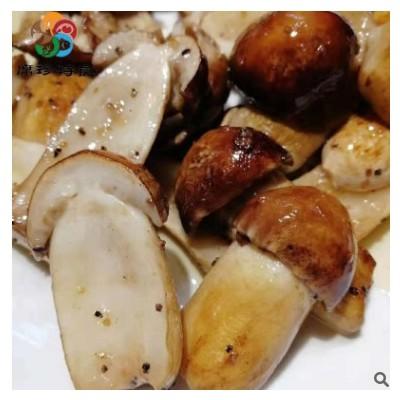 新鲜姬松茸原料无硫菌生鲜食用菌蘑菇酒店餐厅煲汤蔬菜火锅新品