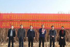武宣县创新农业机械推广方式,两项措施走在全区前列